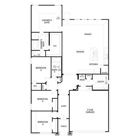 364 Paloma Street, Weatherford, TX 76087 (MLS #14371737) :: Team Tiller