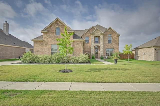 434 Hillstone Drive, Midlothian, TX 76065 (MLS #14371744) :: The Good Home Team