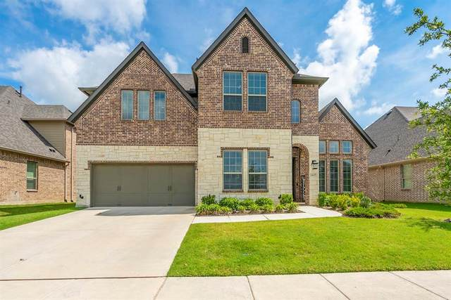 1637 Ellington Drive, Celina, TX 75009 (MLS #14371745) :: The Kimberly Davis Group