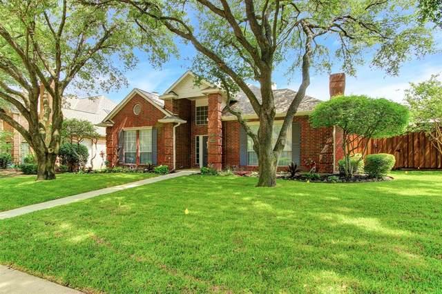 4597 Hallmark Drive, Plano, TX 75024 (MLS #14371759) :: The Heyl Group at Keller Williams