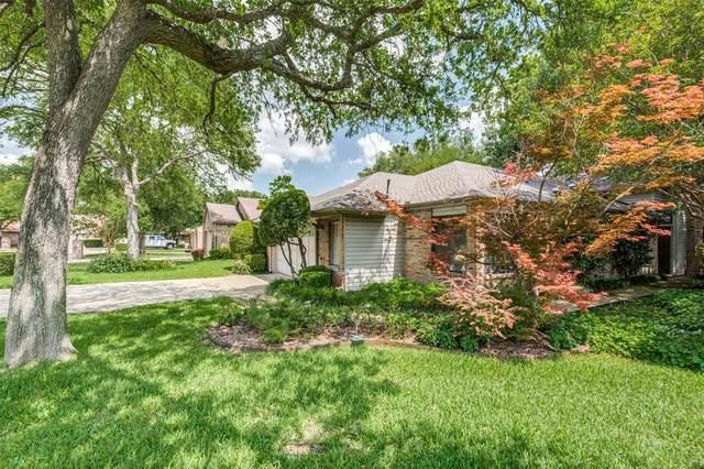 4102 Pokolodi Circle, Addison, TX 75001 (MLS #14371766) :: EXIT Realty Elite