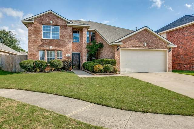 7308 Blackhawk Court, North Richland Hills, TX 76180 (MLS #14371769) :: Trinity Premier Properties