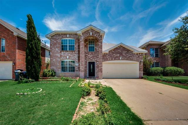 4813 Palm Ridge Drive, Fort Worth, TX 76133 (MLS #14371808) :: Trinity Premier Properties