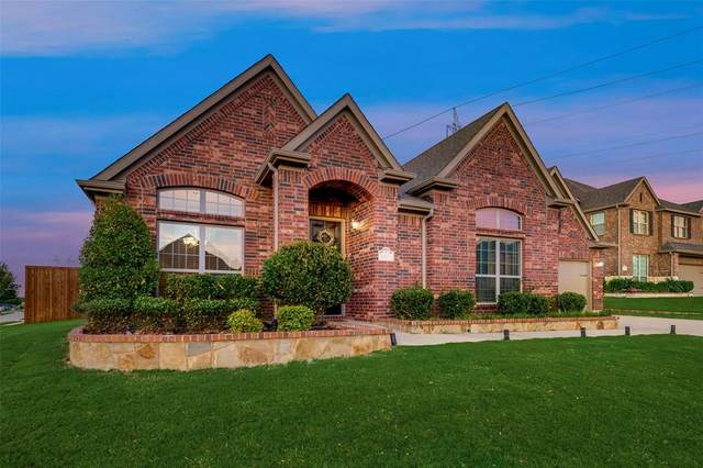 602 Chaucer Court, Roanoke, TX 76262 (MLS #14371811) :: Justin Bassett Realty