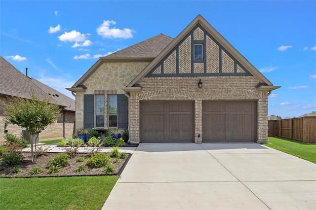 2712 Promenade, The Colony, TX 75056 (MLS #14371856) :: The Kimberly Davis Group