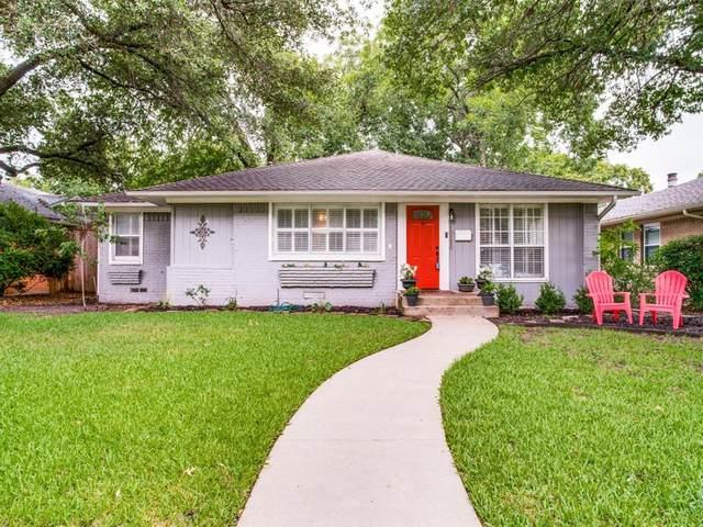 10150 Shadyview Drive, Dallas, TX 75238 (MLS #14371870) :: Baldree Home Team