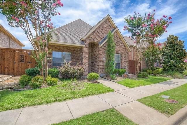 1311 Snowberry Drive, Allen, TX 75013 (MLS #14371895) :: The Good Home Team