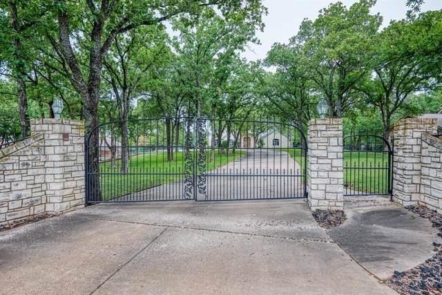 6222 Westover Drive, Granbury, TX 76049 (MLS #14371914) :: Team Tiller