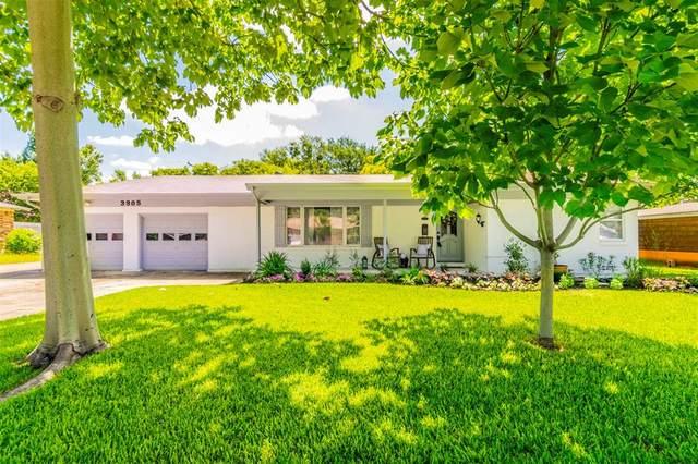 3905 Springbranch Drive, Benbrook, TX 76116 (MLS #14371922) :: North Texas Team | RE/MAX Lifestyle Property