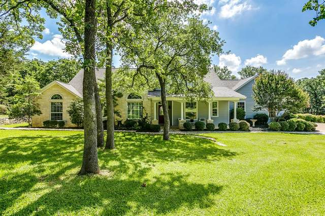3125 Trailwood Drive E, Burleson, TX 76028 (MLS #14371977) :: Baldree Home Team