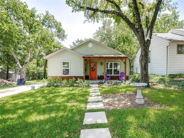 8634 San Benito Way, Dallas, TX 75218 (MLS #14371980) :: Robbins Real Estate Group