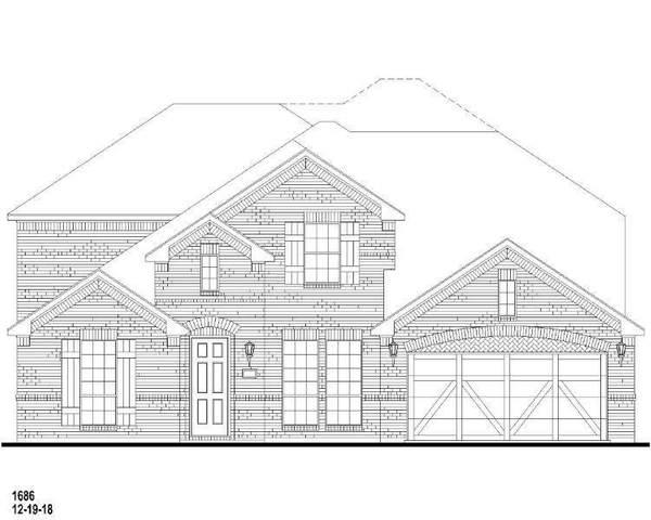 1008 Cottonseed Street, Little Elm, TX 76227 (MLS #14372013) :: Frankie Arthur Real Estate