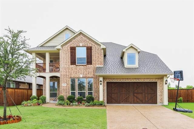 2404 Warren Street, Savannah, TX 76227 (MLS #14372015) :: HergGroup Dallas-Fort Worth