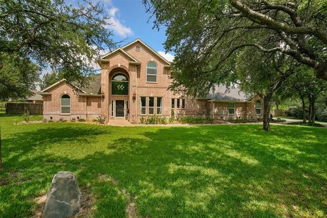 1518 Greenleaf Court, Aledo, TX 76008 (MLS #14372017) :: Tenesha Lusk Realty Group