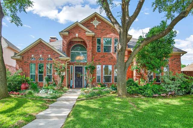 6313 Courtland Drive, Plano, TX 75093 (MLS #14372027) :: Trinity Premier Properties