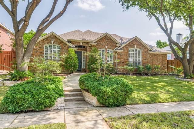 6305 Courtland Drive, Plano, TX 75093 (MLS #14372060) :: Trinity Premier Properties