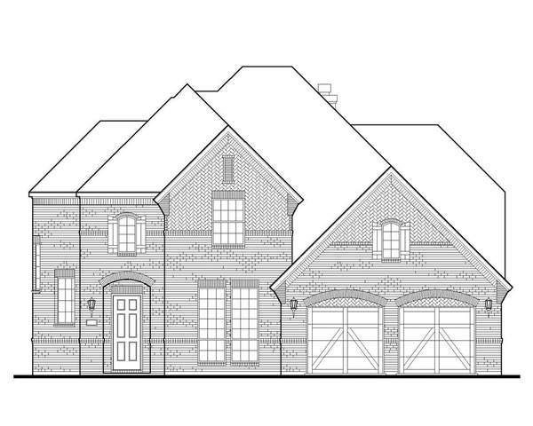 1641 Turnberry Drive, Prosper, TX 75078 (MLS #14372072) :: Real Estate By Design
