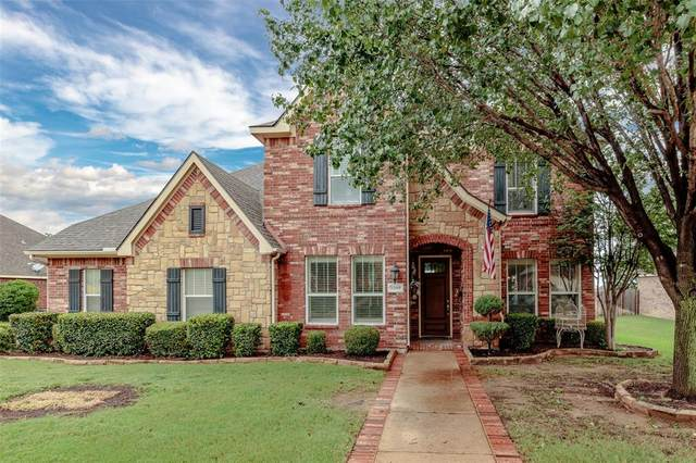 5209 Winterberry Court, Fort Worth, TX 76244 (MLS #14372075) :: Real Estate By Design