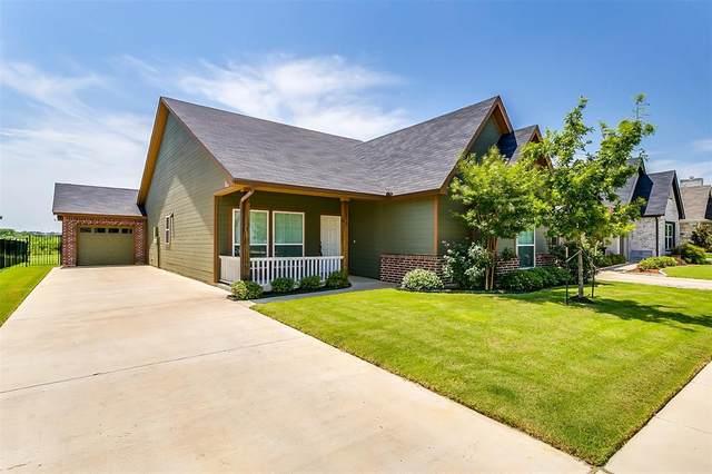 437 Heritage Trail, Burleson, TX 76028 (MLS #14372083) :: Baldree Home Team