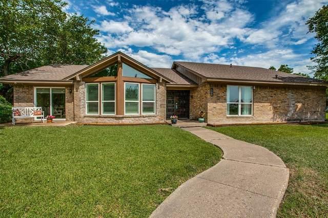 505 Point Royal Drive, Rowlett, TX 75087 (MLS #14372086) :: RE/MAX Landmark