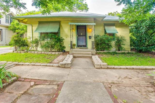 217 S Buffalo Avenue, Cleburne, TX 76033 (MLS #14372108) :: Robbins Real Estate Group
