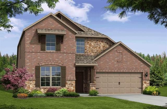6737 Aster Drive, Midlothian, TX 76065 (MLS #14372118) :: The Hornburg Real Estate Group