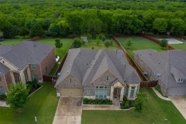 1211 Bentley Drive, Roanoke, TX 76262 (MLS #14372120) :: Century 21 Judge Fite Company