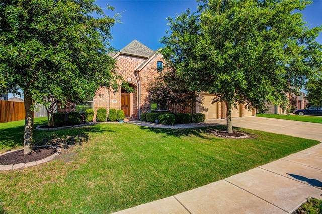 639 Stevenson Drive, Fate, TX 75087 (MLS #14372155) :: RE/MAX Landmark