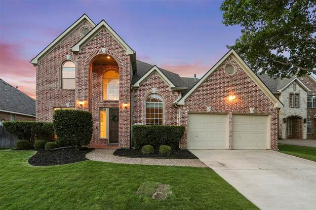 4208 Marbella Drive, Flower Mound, TX 75022 (MLS #14372193) :: The Heyl Group at Keller Williams