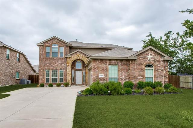 1417 Saint Johns Drive, Van Alstyne, TX 75495 (MLS #14372222) :: The Kimberly Davis Group