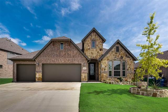 821 Layla Drive, Fate, TX 75087 (MLS #14372255) :: RE/MAX Landmark