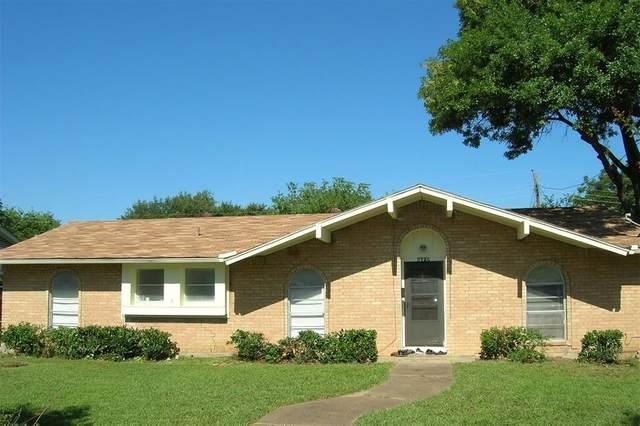 3725 Chime Street, Irving, TX 75062 (MLS #14372264) :: NewHomePrograms.com LLC