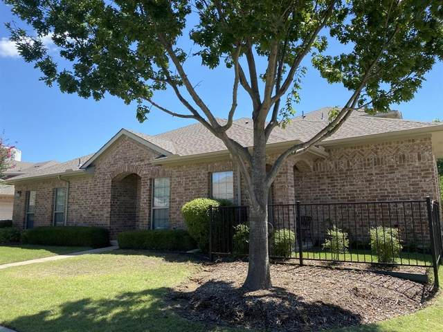 575 S Virginia Hills Drive #1704, Mckinney, TX 75072 (MLS #14372336) :: RE/MAX Pinnacle Group REALTORS