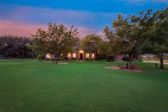 118 Isaac Court, Aledo, TX 76008 (MLS #14372352) :: Baldree Home Team