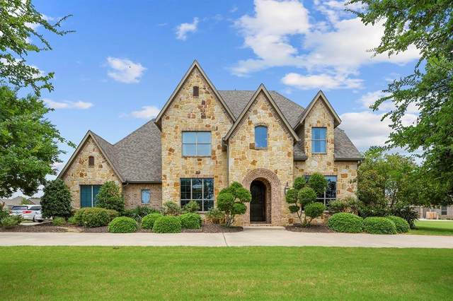 209 Lake Way, Cross Roads, TX 76227 (MLS #14372358) :: The Mitchell Group