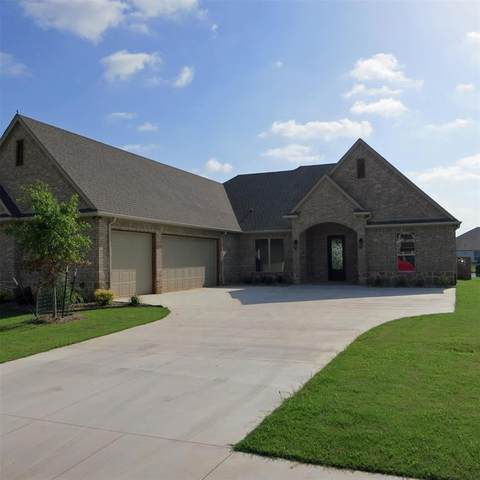 6327 Weatherby Road, Granbury, TX 76049 (MLS #14372361) :: The Welch Team