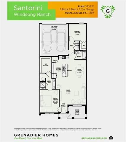 1040 Foxglove Lane, Prosper, TX 75078 (MLS #14372369) :: Real Estate By Design