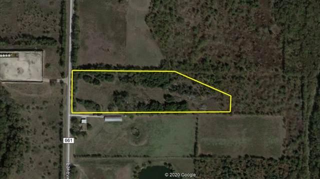V/L Fm 661, Midlothian, TX 76065 (MLS #14372395) :: The Hornburg Real Estate Group