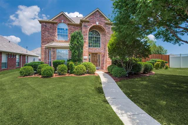 11038 Millvale Court, Frisco, TX 75035 (MLS #14372445) :: The Heyl Group at Keller Williams