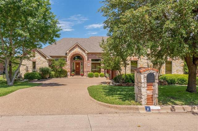 4528 Fair Creek Terrace, Fort Worth, TX 76008 (MLS #14372474) :: North Texas Team | RE/MAX Lifestyle Property
