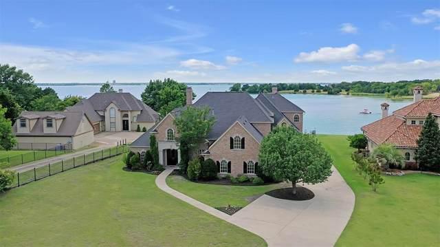 303 Drew Lane, Heath, TX 75032 (MLS #14372485) :: Baldree Home Team