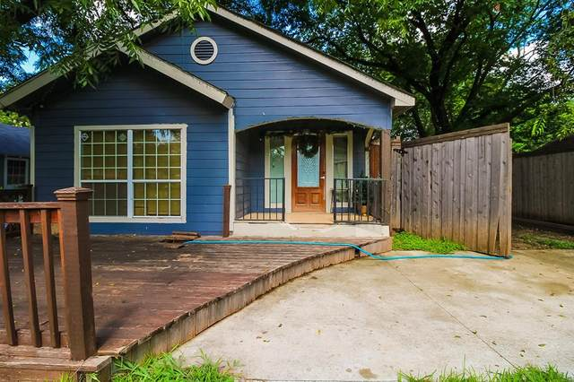 4138 Hammerly Drive, Dallas, TX 75212 (MLS #14372516) :: The Chad Smith Team