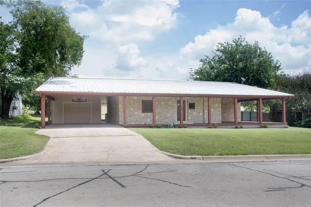 604 S Jefferson Street, Glen Rose, TX 76043 (MLS #14372519) :: The Heyl Group at Keller Williams