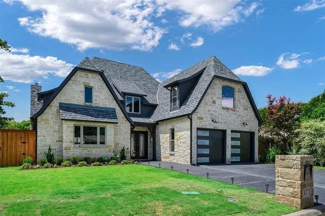 417 Kaye Street, Coppell, TX 75019 (MLS #14372523) :: Team Tiller