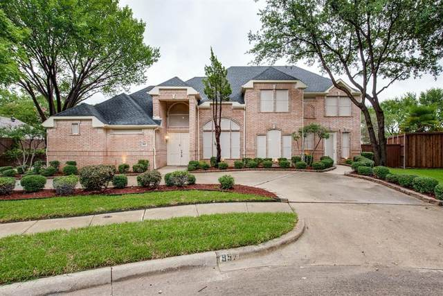 957 Pintail Court, Coppell, TX 75019 (MLS #14372527) :: The Rhodes Team