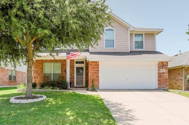 13153 Padre Avenue, Fort Worth, TX 76244 (MLS #14372536) :: Justin Bassett Realty
