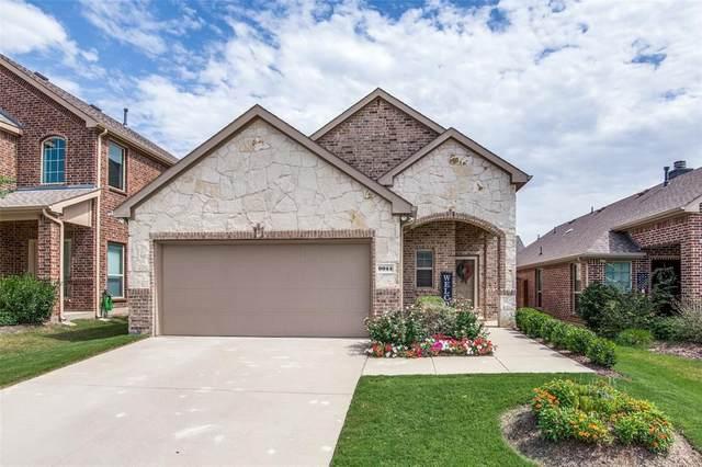 9944 Copperhead Lane, Mckinney, TX 75071 (MLS #14372552) :: The Good Home Team