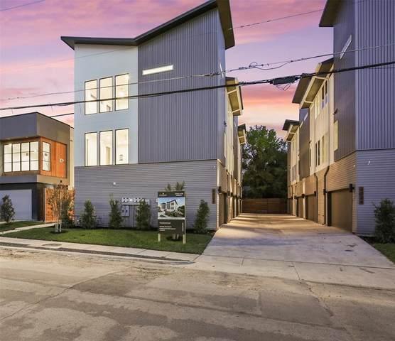 4726 Manett Street #103, Dallas, TX 75204 (MLS #14372592) :: Justin Bassett Realty