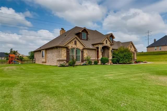 12308 Bella Palazzo Drive, Fort Worth, TX 76126 (MLS #14372600) :: Baldree Home Team