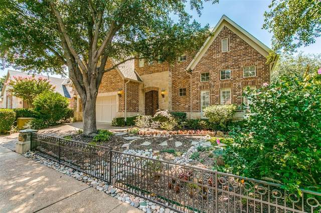 1408 Kensington Court, Southlake, TX 76092 (MLS #14372608) :: Trinity Premier Properties